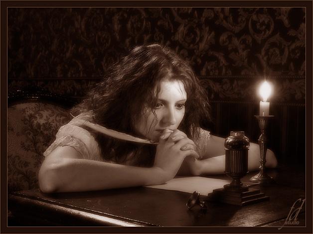 Стихи о любви Кассандра Ворон